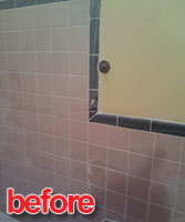Before Tile Work, Bathtub Refinishing in Staten Island, NY